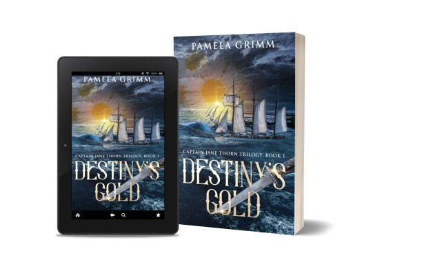 Destiny's Gold Historical Fiction