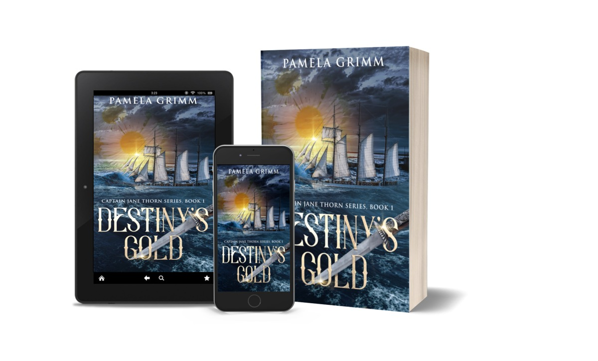 Destiny's Gold Historical Fiction great read