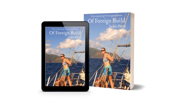 Of Foreign Build Jackie Parry